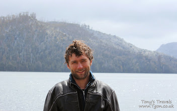 Photo: Lake Saint Claire, Tasmania