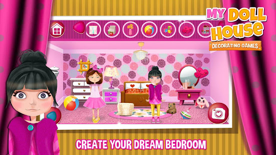 My Doll House Decorating Games Apps On Google Play