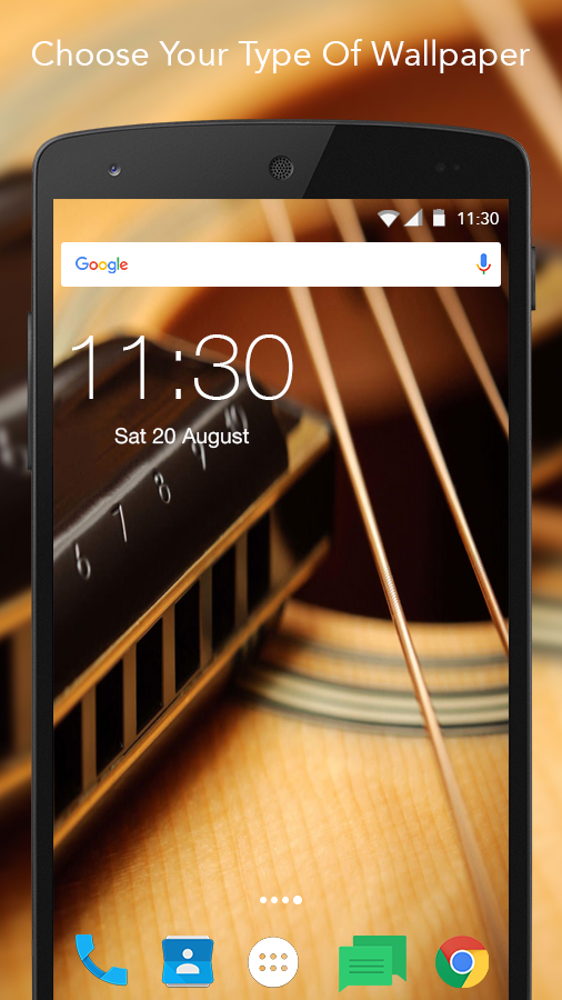 Hd music wallpaper android apps on google play hd music wallpaper screenshot voltagebd Images
