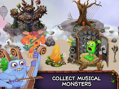 My Singing Monsters MOD 2.1.9 (Unlimited Money) Apk 7