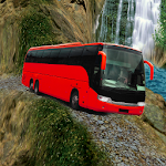 Offroad Bus Driving 3D Sim: 99% Impossible Bridges icon
