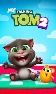 My Talking Tom 2 (MOD, Unlimited Money) v1 4 2 514 - Apkhubb