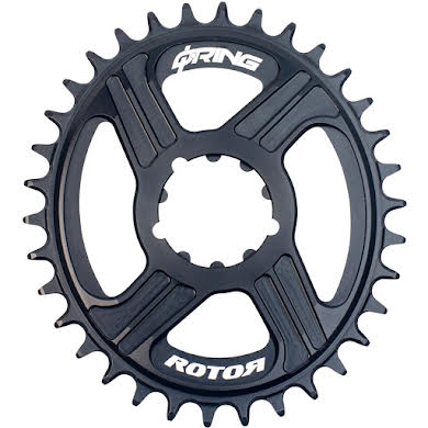Rotor Q-Ring Boost Direct Mount Oval Chainring: SRAM Cranks