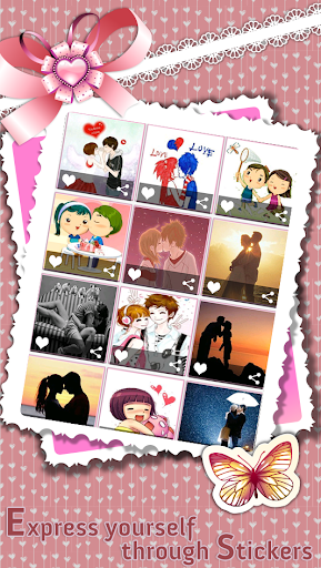 Love Stickers - Valentine  screenshots 7