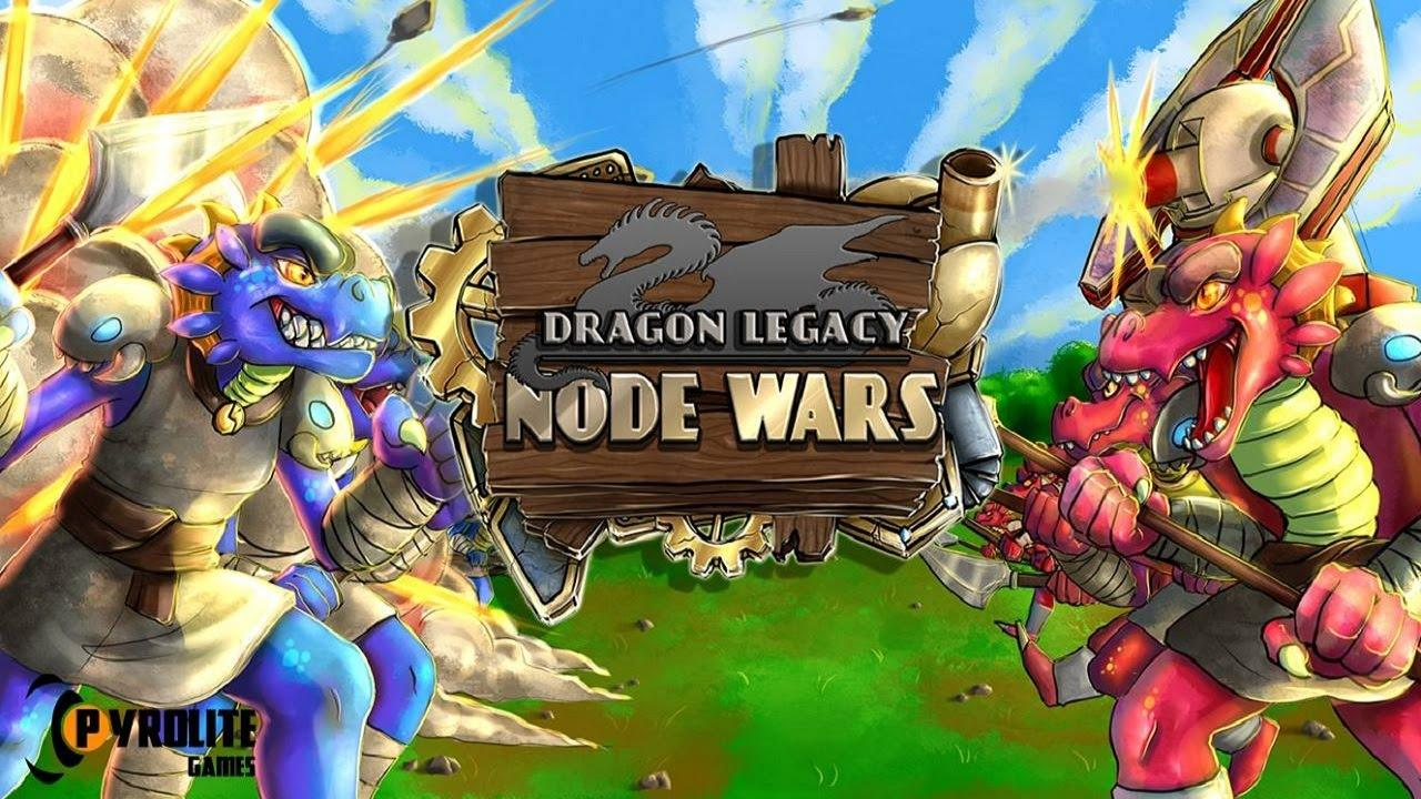 Dragon Legacy: Node Wars- screenshot
