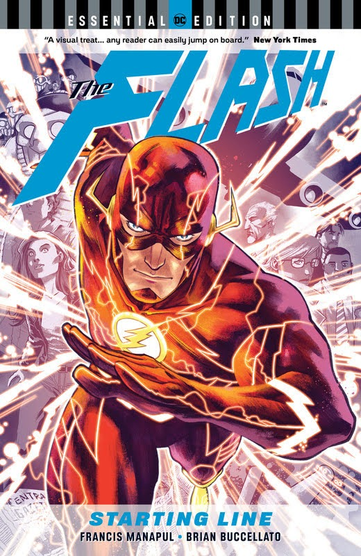 The Flash: Starting Line: DC Essential Edition (2018)