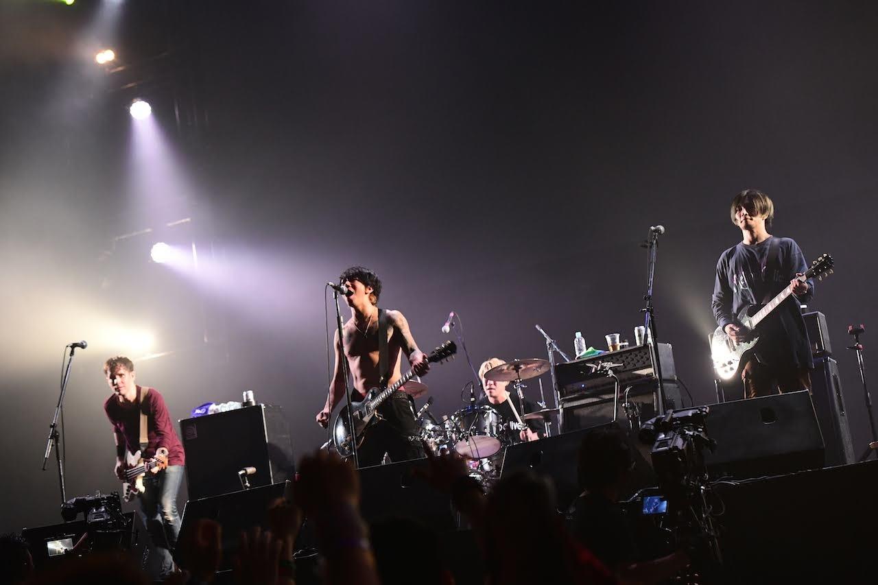 【迷迷現場】COUNTDOWN JAPAN 18/19 MONOEYES 「2019年一定也會是個好年,不過不會是完美的一年」