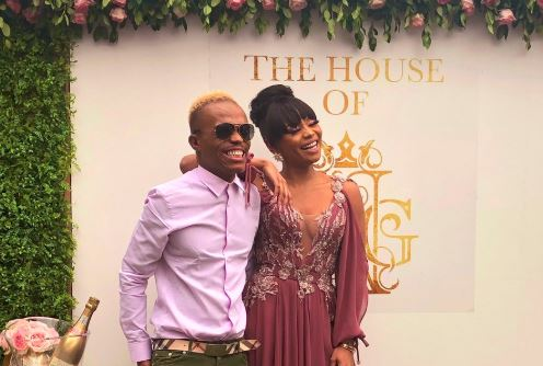 Bonang Gives 40 Cases Of Champopo For Somizi S Wedding