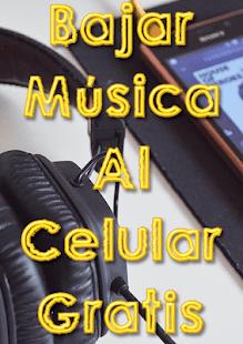 Bajar Música Al Celular Gratis y Rápido Guía - náhled