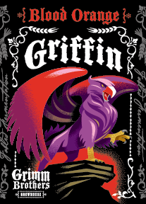 Logo of Grimm Brothers Blood Orange Griffin