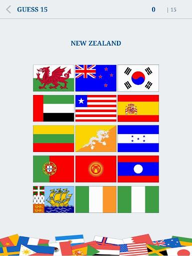 The Flags of the World u2013 Nations Geo Flags Quiz 4.9 screenshots 13