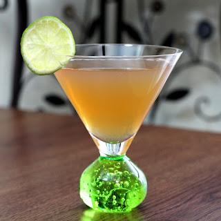 March Rain Cocktail.