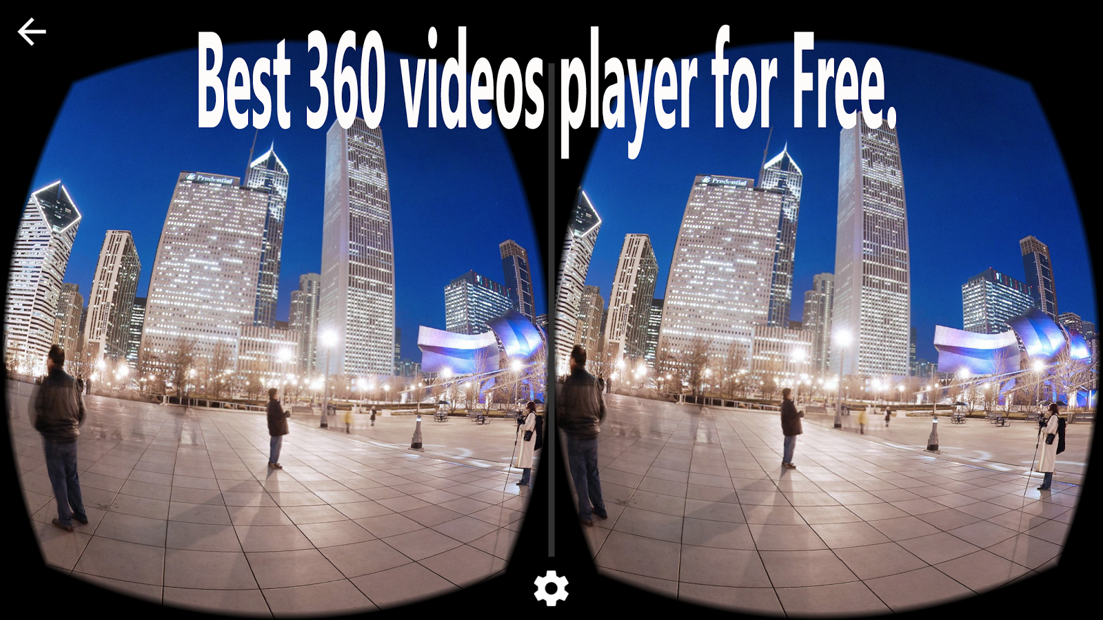 VR 360 Video Play- screenshot