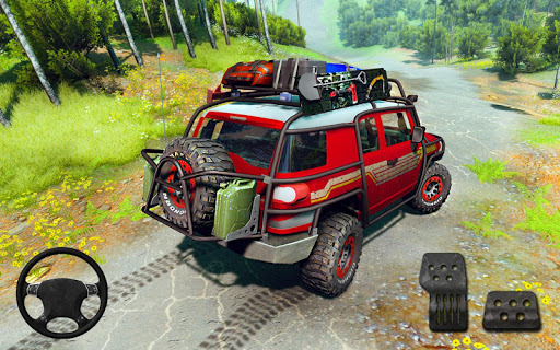 Offroad Jeep Driving 2020: 4x4 Xtreme Adventure filehippodl screenshot 15