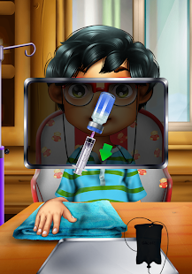 Injections Syringes & Needles  Fun Simulation Game Screenshot