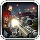 Zombie Sniper Counter Shooter - Last Man Survival icon