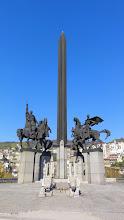 Photo: Monument aux Asen