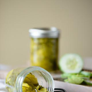 Yum Yum Sweet Pickles