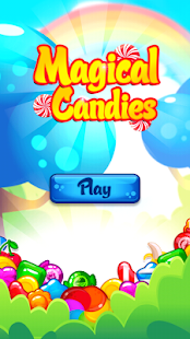 Magical Candies- screenshot thumbnail