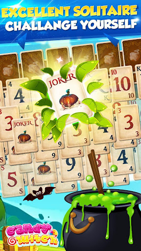 Solitaire Witch 1.0.36 screenshots 8