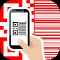 QR code barcode scanner icon