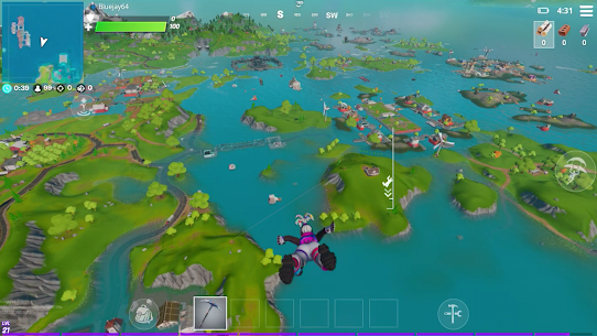 Fortnite al fin Disponible para Android 2