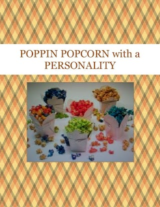 POPPIN  POPCORN with a PERSONALITY