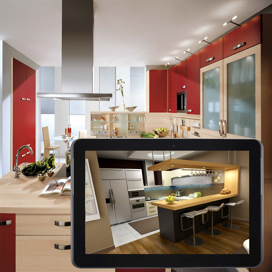 Kitchen design 2016 android apps on google play Kitchen design app