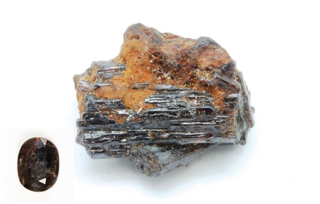 O mundo raro, caro e estranho dos minerais