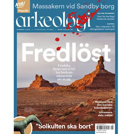 Populär arkeologi 5/2018