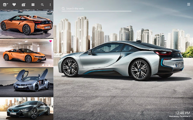 Bmw I8 Hd Wallpapers New Tab Theme