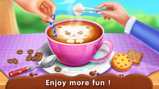 ud83dudc31Kitty Cafu00e9 - Make Yummy Coffeeu2615 & Snacksud83cudf6a apkdebit screenshots 19