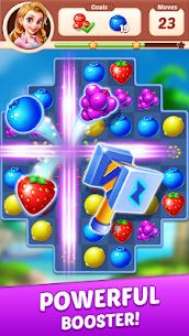 Fruit Genies – Match 3 Puzzle Games Offline 2