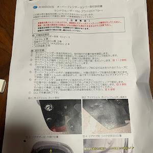 ランドクルーザープラド GDJ150W TX-L・2019年式のカスタム事例画像 ゆう(YouTuber璃音)さんの2020年04月23日22:02の投稿