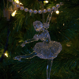 Christmas Dancer by Larry Bidwell - Public Holidays Christmas