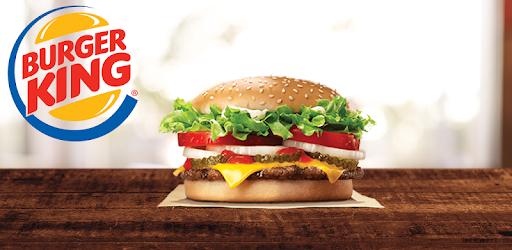 Burger King Brasil - Apps on Google Play