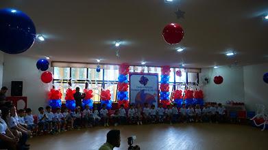 Photo: Formandos na pré escola