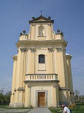Photo: Odnowiona fasada kościoła