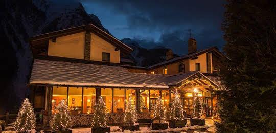 QC Terme Pré Saint Didier Spa and Resort