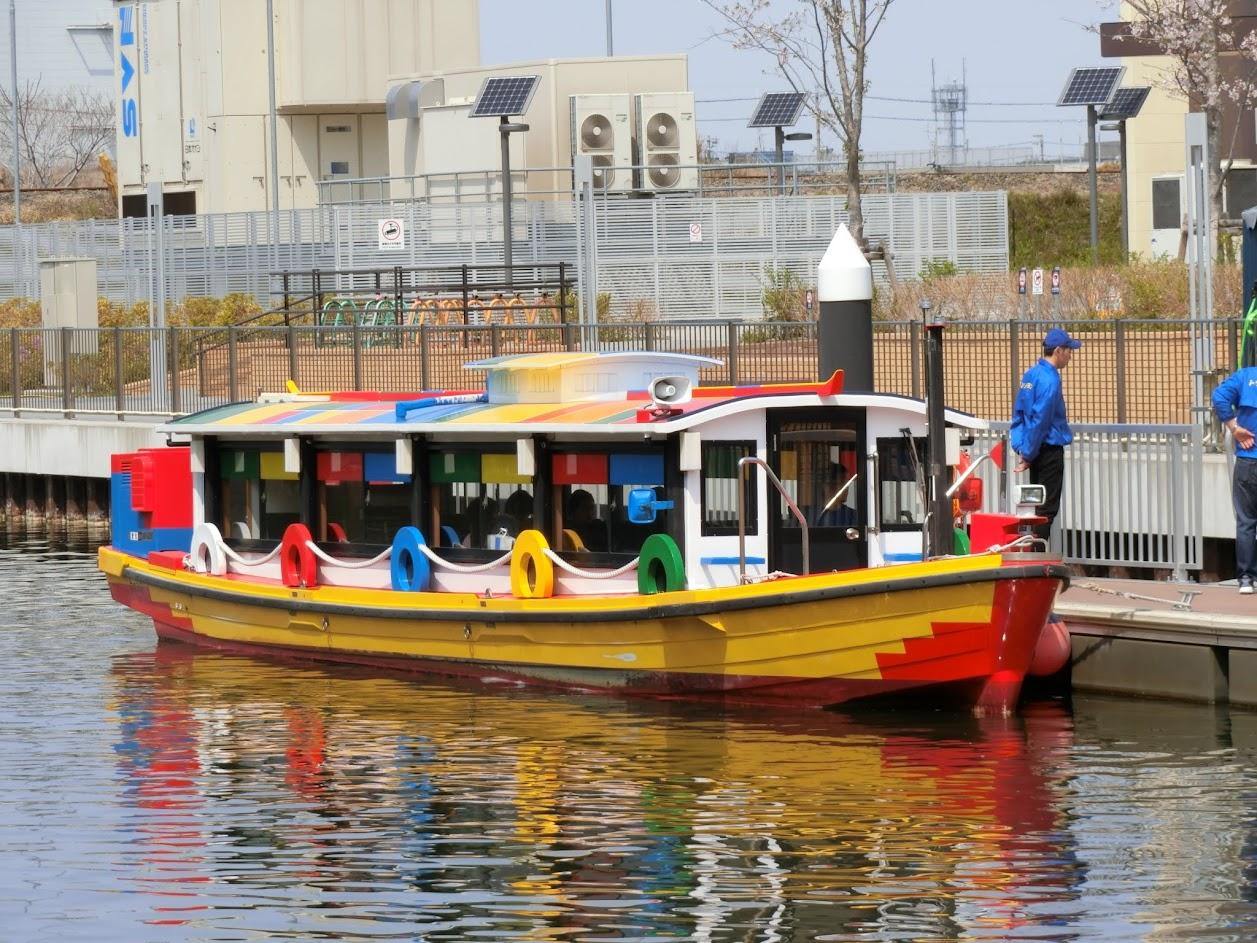クルーズ名古屋水上バス
