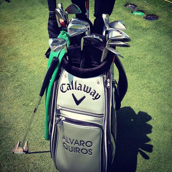 Photo: Alvaro's bag.