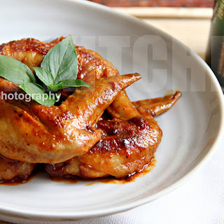 Spicy Wings [Korean Style]