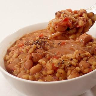 Easy Homemade Barley and Baked Bean Recipe (Vegan)