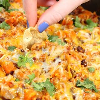 Melty Mexican Skillet.