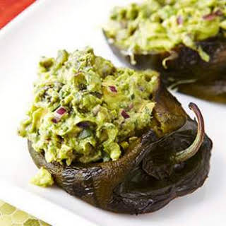 Healthy Stuffed Poblano Peppers Recipes.