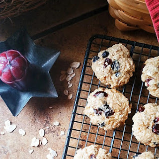 Berry Oatmeal Cookies