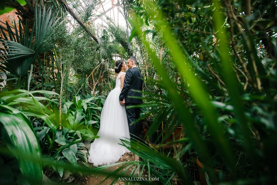 Wedding photographer Anna Luzina (luzianna). Photo of 12.04.2019