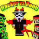 Monster School Hacker Vs Noob