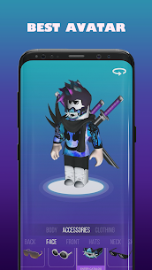 Avatars Maker – for Roblox platform 3