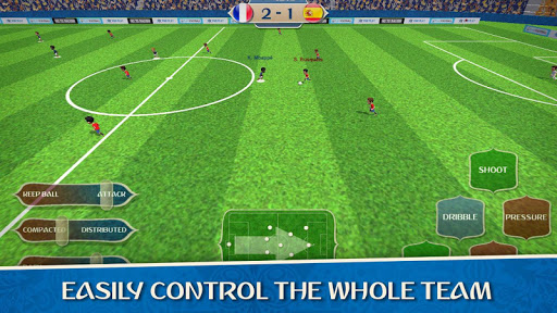 Football World Cup - Football Kids screenshots 2